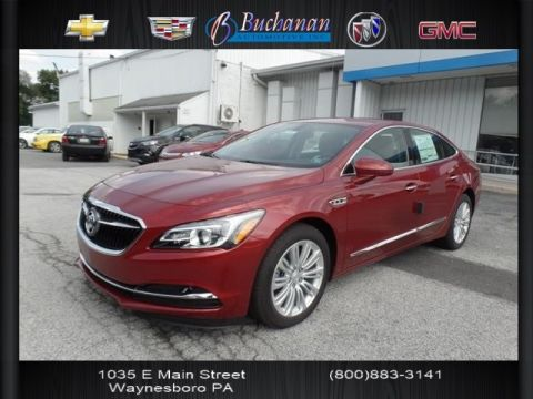 New 2019 Buick LaCrosse 4DR SDN PREFERRED FWD