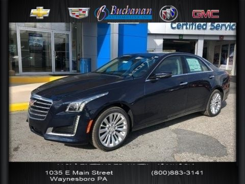New 2019 Cadillac CTS 4DR SDN 2.0L TURBO LUXURY