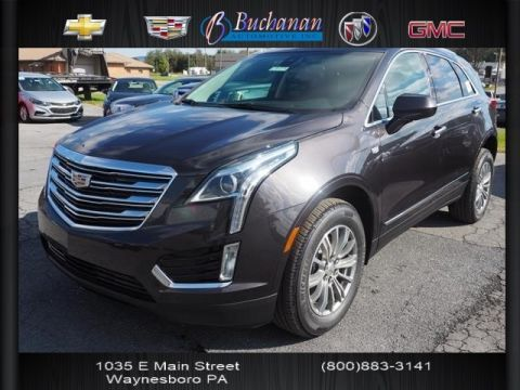 New 2019 Cadillac XT5 AWD 4DR LUXURY