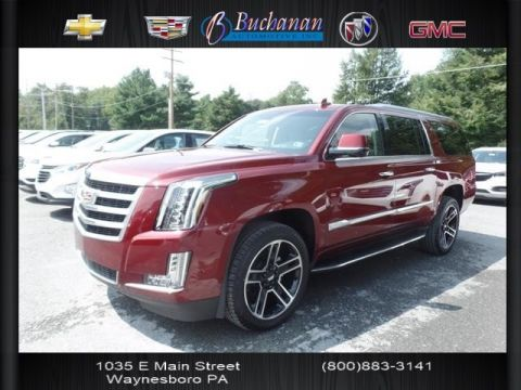 New 2019 Cadillac Escalade ESV 4WD 4DR PREMIUM LUXURY