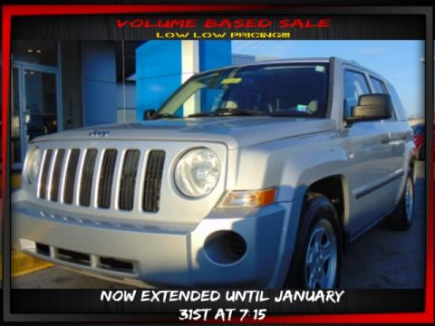 Pre-Owned 2009 Jeep Patriot 4WD 4DR SPORT