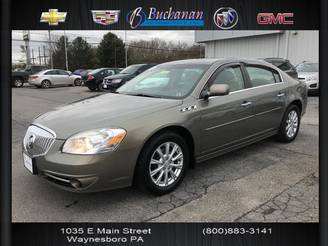 Pre-Owned 2010 Buick Lucerne 4DR SDN CXL