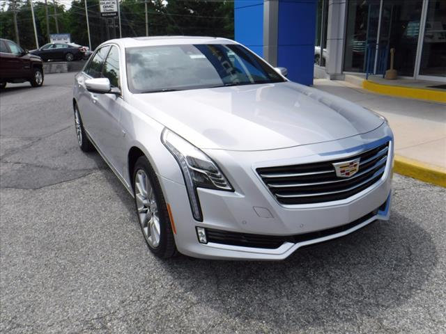 New 2018 Cadillac CT6 36L Luxury