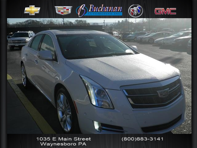 New 2016 Cadillac XTS 4DR SDN PREMIUM COLLECTIO