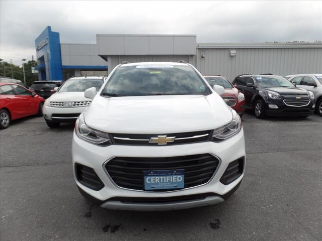 Pre Owned 2018 Chevrolet Trax Lt Awd Lt 4dr Crossover In Waynesboro